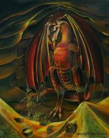 Red Guardian by RavenMorgoth