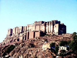 ROYAL RAJASTHAn   jodhpur fort by jetmon