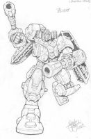Unpublished TF Energon MTMTE 6 by GuidoGuidi