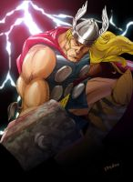 Thor by jotade22