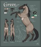 Greer Reference by silverglass19