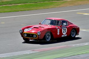 Ferrari 250 SWB No 21 by Willie-J