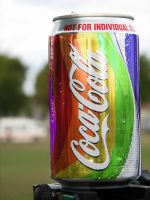 Coke Cola...Taste the Rainbow? by Blinxis