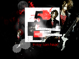 Reita - My Torn Heart by Crimson-Truth