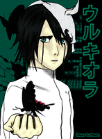 Ulquiorra by mini-ebil-ninja