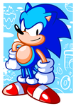 They call him . . . Sonic by JamesmanTheRegenold