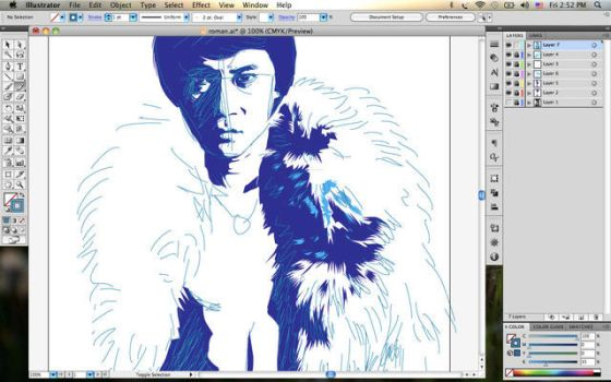 in progress (Screen shot 2013 04 05)king of canton by hardysxtreme