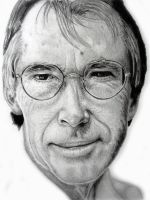 Ian McEwan by The-Seldom-Seen-Kid