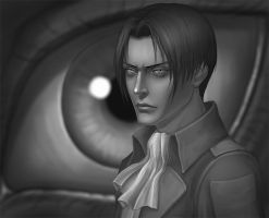 Sketch - Rivaille by Vrihedd