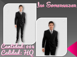 Photopack Png - Ian Somerhalder by Hannia-Jacky
