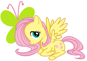 Fluttershy by mericorn