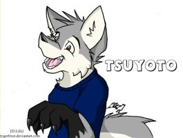 Tsuyoto's Request by RygerFrost