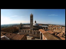 Siena - 6 shots panorama by nasht-01