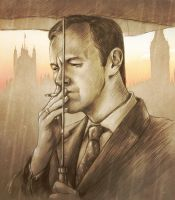 Mycroft by luluha