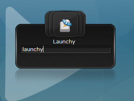 iLaunch Launchy 2.0 skin by g00glen00b