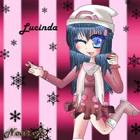 Lucinda Pokemon~ by XDemiseEmoGirlX