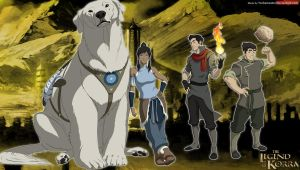 Legend of Korra by YorkeMaster