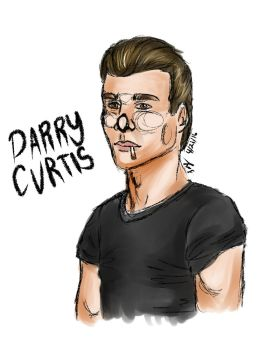 Sketch Of Darry by superwholock99