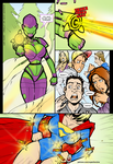 Venture 01 - page 02 (free comic for download) by georgezipp