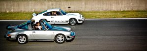 Carrera VS Targa by Romton