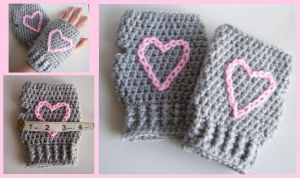 Fingerless Companion Gloves by alternativeicandy