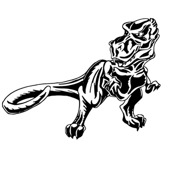 Trex- black and white by nuvalo