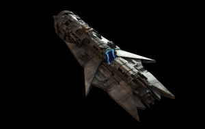 Spearhead Ship TX r2 by eRe4s3r