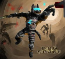 DOG SPACE by kta1540