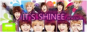 IT'S SHINEE BY ALE,M by DDLoveEditions