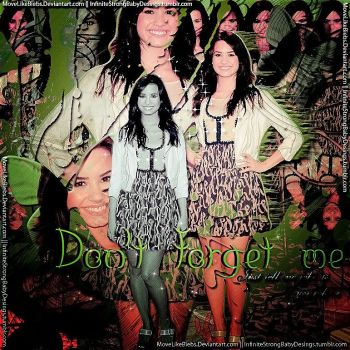 +Dont forget me by MoveLikeBiebs