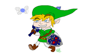 Day 30 - Link by uhnevermind