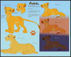 Amirah-Reference by Kitchiki