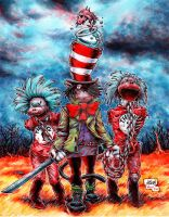 Twd Seuss Bday Final by mayonnaiseandbread