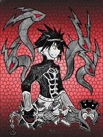 Vanitas and Hollow Ache by ExusiaSword