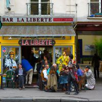 French liberty by Nile-Paparazzi