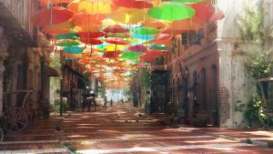 Street of Dreams by murad3D