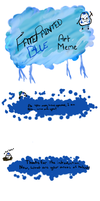 FatePaintedBlue Art Meme Template by FatePaintedBlue