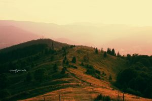 Carpathians Mountains by Wolf-X-Parade