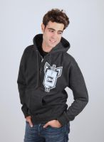 Spray Can Bomb Hoodie (Unisex) by deviantARTGear