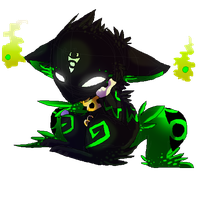 Chibi Toxicity by frandlle