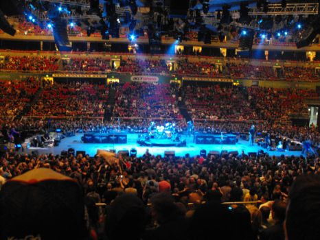 The Metallica Stage by Shame-On-The-Night