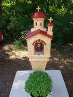 Small Shrine in Limenaria by kate44