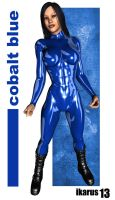 Cobalt Blue by ikarus13