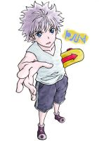 Killua by geneous