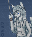 rainy days by cardiograph