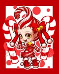 Candycane-chan by celesse