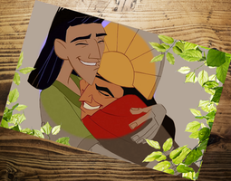 Only Kuzco Is Good Enough For Kuzco by aleand13
