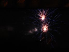 New Year's Fireworks 7 by punksafetypin