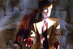 Death Note - Light Yagami by kirawinter