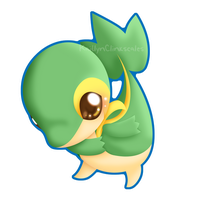 Snivy v2 by Clinkorz